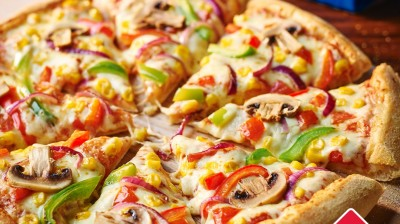 Dominos Pizza - 50% off deal!