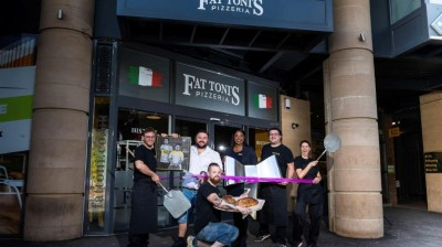 FAT TONI'S LAUNCHES IN NEW TOWN CENTRE LOCATION