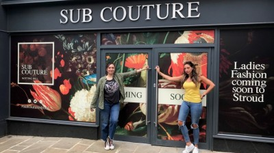 NEW STROUD BOUTIQUE SET FOR JULY OPENING