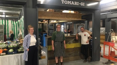 Japanese soul food stall now open at Five Valleys Market