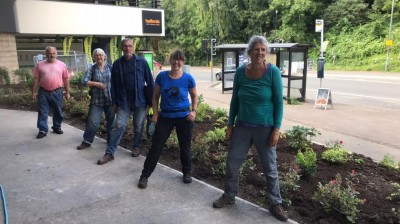 Blooming makeover for Stroud's Five Valleys