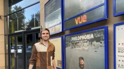 Local filmmaker to host screening and Q&A at Stroud's Vue Cinema