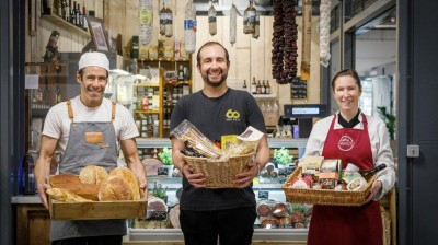 Five Valleys and Good Sixty announce plans for new home delivery service supporting Stroud's independent food producers